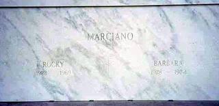Rocky Marciano'S Grave
