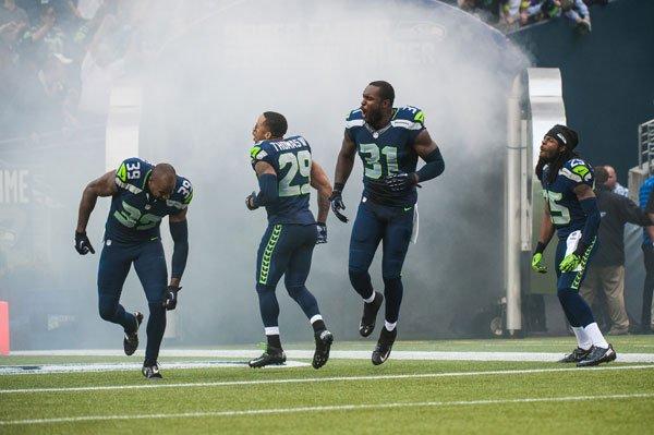 Seattle Seahawks' &Quot;Legion Of Boom&Quot;