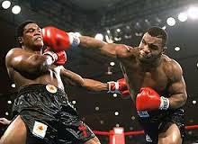 Mike Tyson Against Trevor Berbick