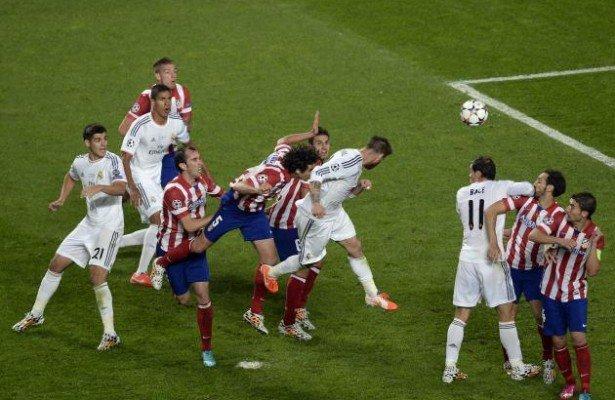 Real Madrid vs Atletico Madrid