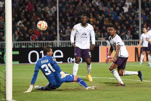 Krasnodar 1-1 Everton