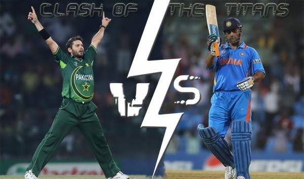 India Vs Pakistan At Eden Gardens