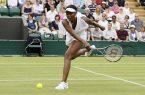 Venus Williams at Wimbledon