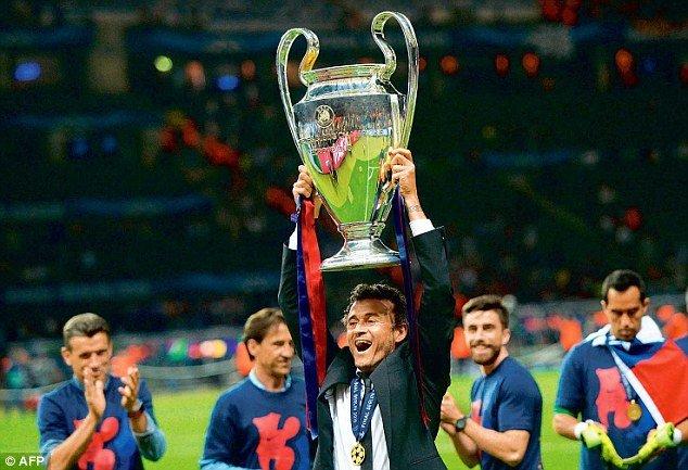 Five Memorable Barcelona Matches Under Luis Enrique