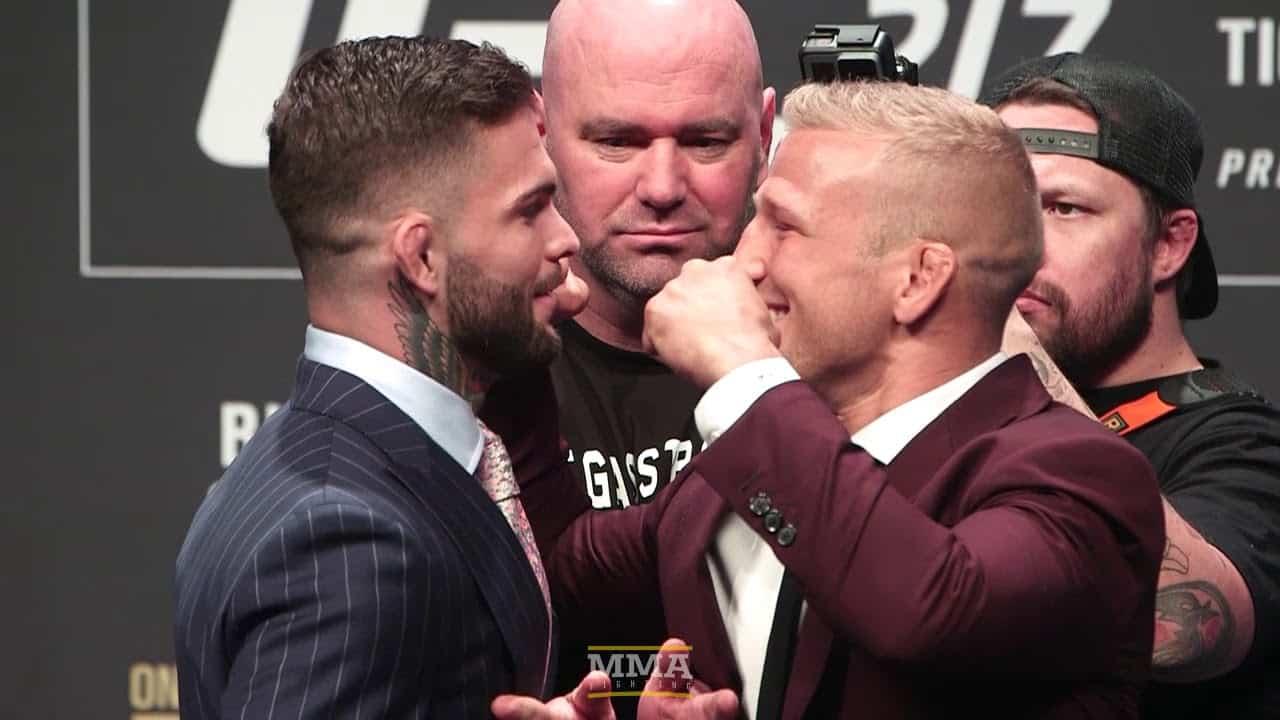 T.J Dillashaw vs. Cody Gabrandt