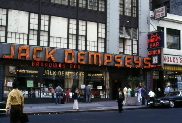 Jack Dempsey Broadway