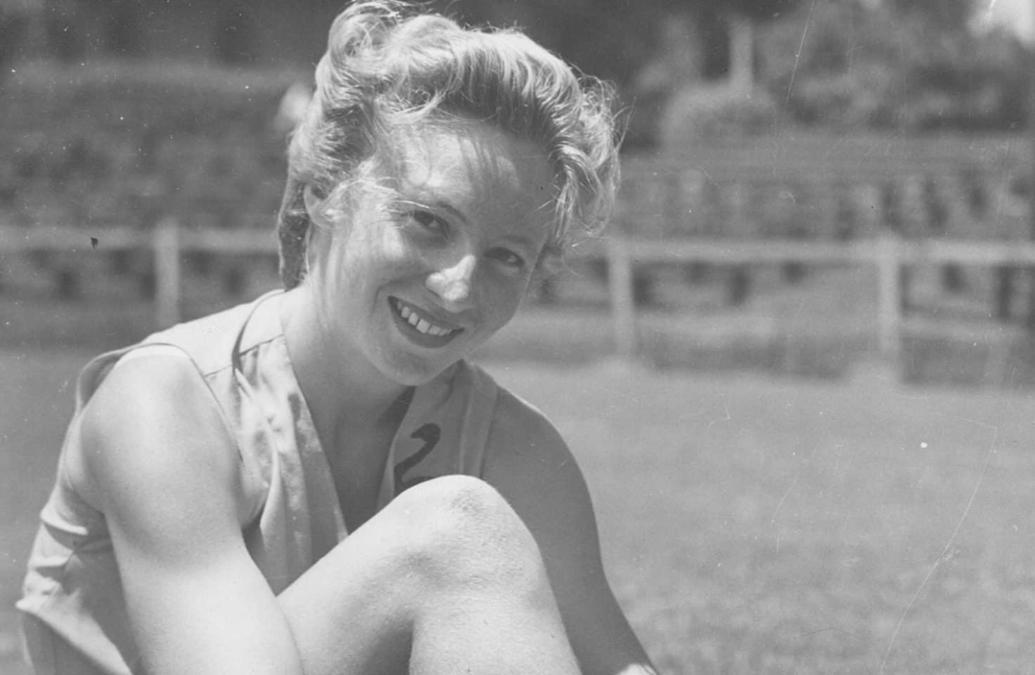 Shirley Strickland