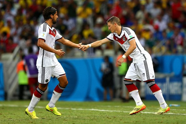 Schweinsteiger Could Help Germany Dominate the Midfield