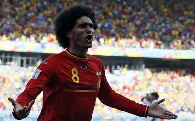 Fellaini Has Found Form For His Nation