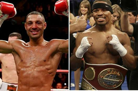 Kell Brook vs Shawn Porter is nearly all done