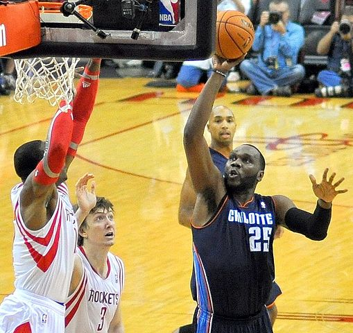 Charlotte Hornets Power Forward/Center Al Jefferson