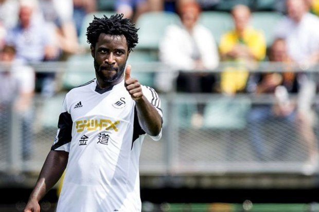 Wilfried Bony to Liverpool