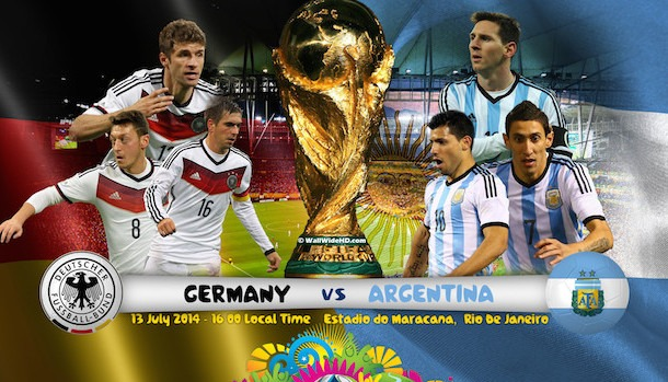 The World Cup Rolls Into The Final