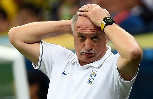 Scolari Resigns As Brazil Coach