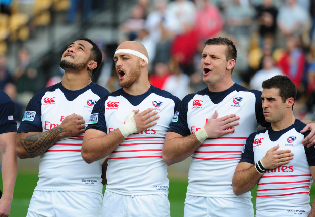 USA v Uruguay - 2015 Rugby World Cup Qualifying Match