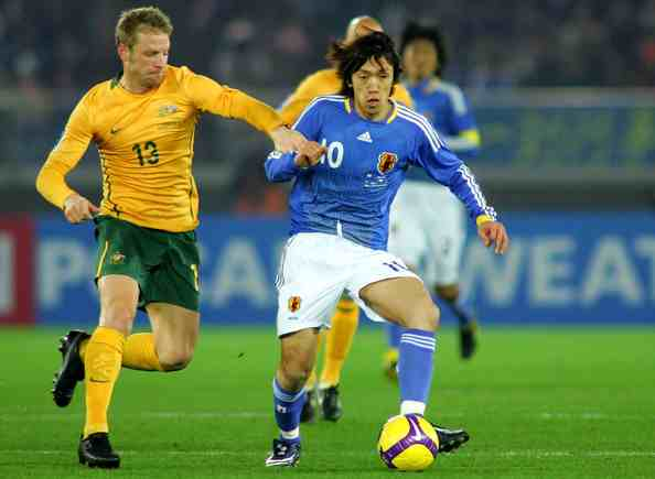 Japan v Australia  FIFA World Cup Asian UjwYCifZcl