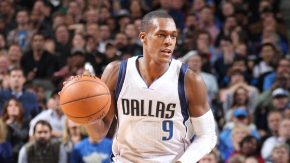 Rajon Rondo Brings Playmaking To The Mavericks