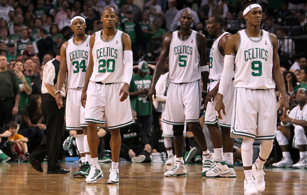 The Celtics Big 5
