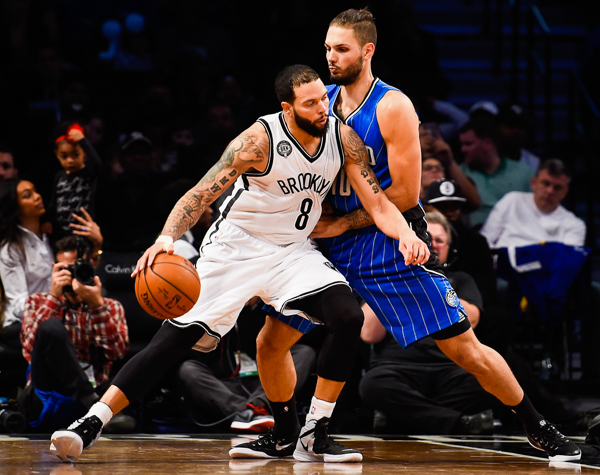 brooklyn nets v orlando magic