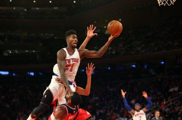 Iman Shumpert One of the players traded in the 3-man trade