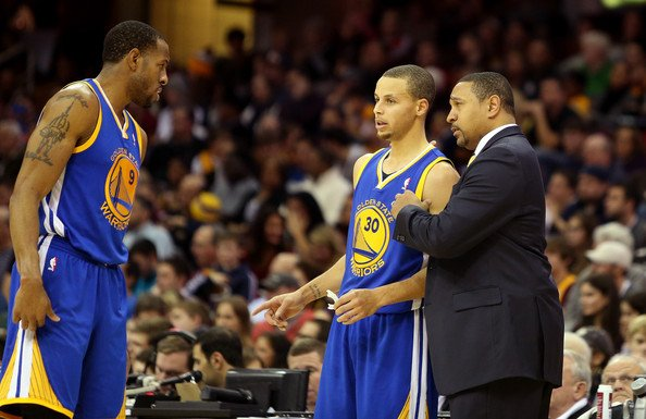 Stephen Curry Mark Jackson Golden State Warriors FXDwYQfml