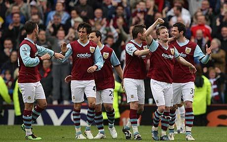 Burnley's British core has been a breath of fresh air this season