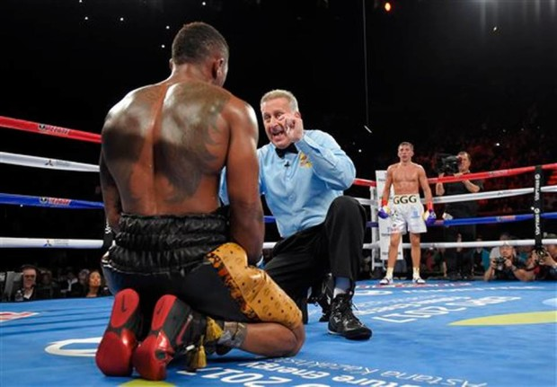 Golovkin Monroe Boxing e