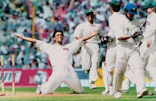 Shoaib Akhtar pulsating performance