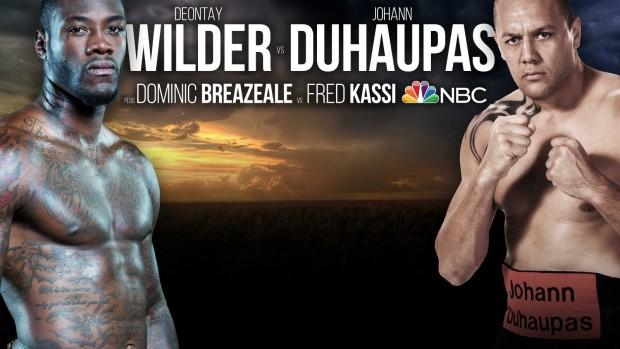 Wilder v Duhaupas e