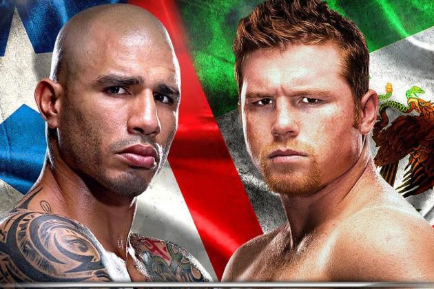 Cotto v Alvarez