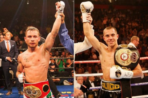 698baf47 Carl Frampton v Scott Quigg; Pre-fight talking points - World in Sport