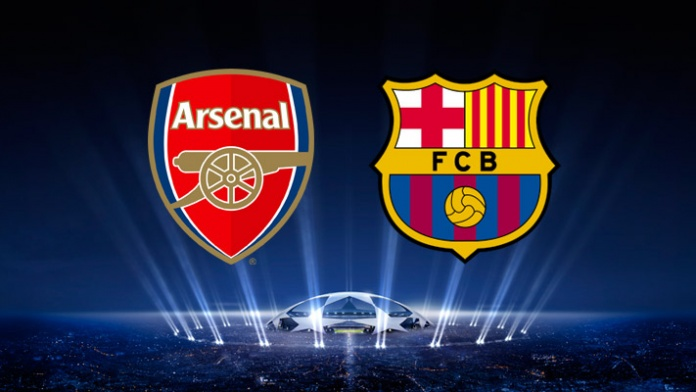 arsenal vs barca