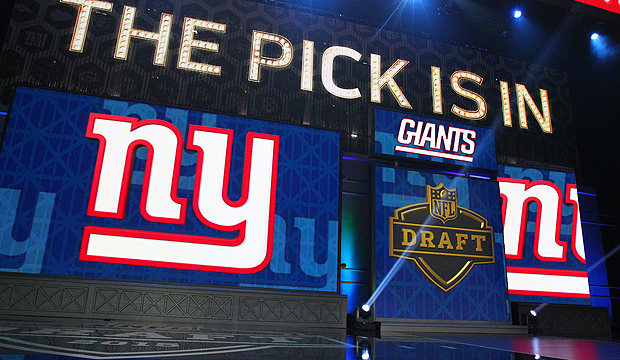 draft giants center