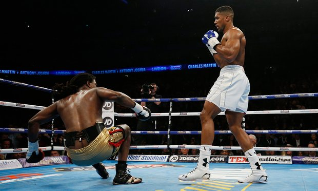 Anthony Joshua crowned IBF World Champion