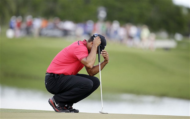 Tiger Woods will miss the US Masters