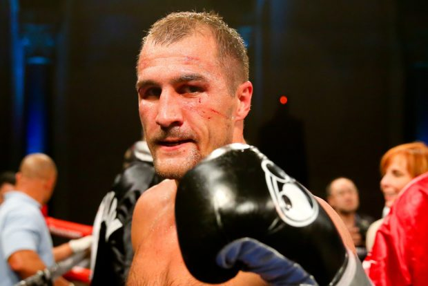Sergey Kovalev e