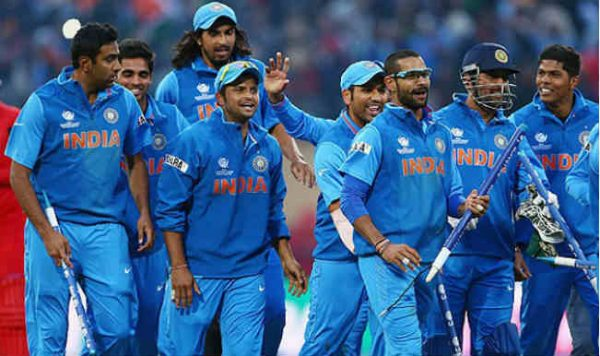 indian cricket team e