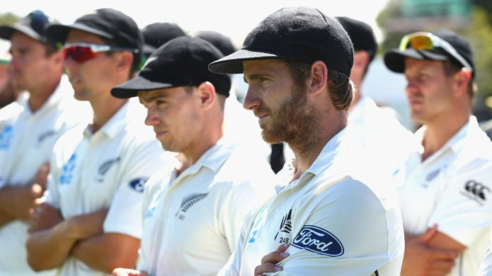 Kane Williamson New ZealandTest