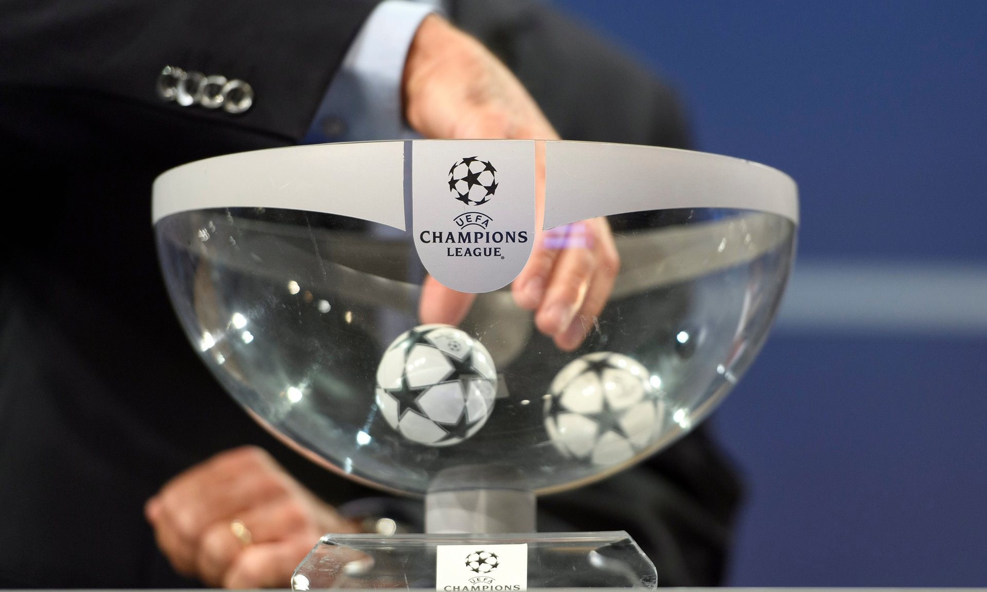 UEFAChampionsLeague/DrawforRound Held