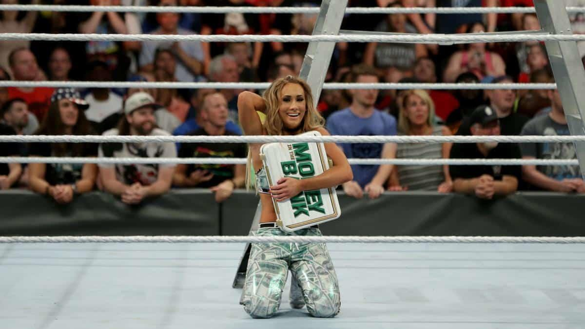 WWE Dropped the Ball with the Finish of the Women's Money in the Bank Match