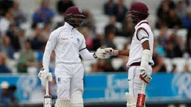 windies first inns