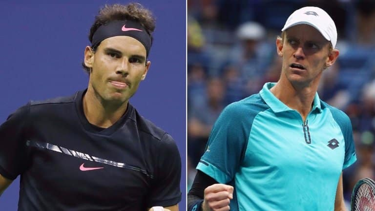 tennis us open final rafael nadal kevin anderson