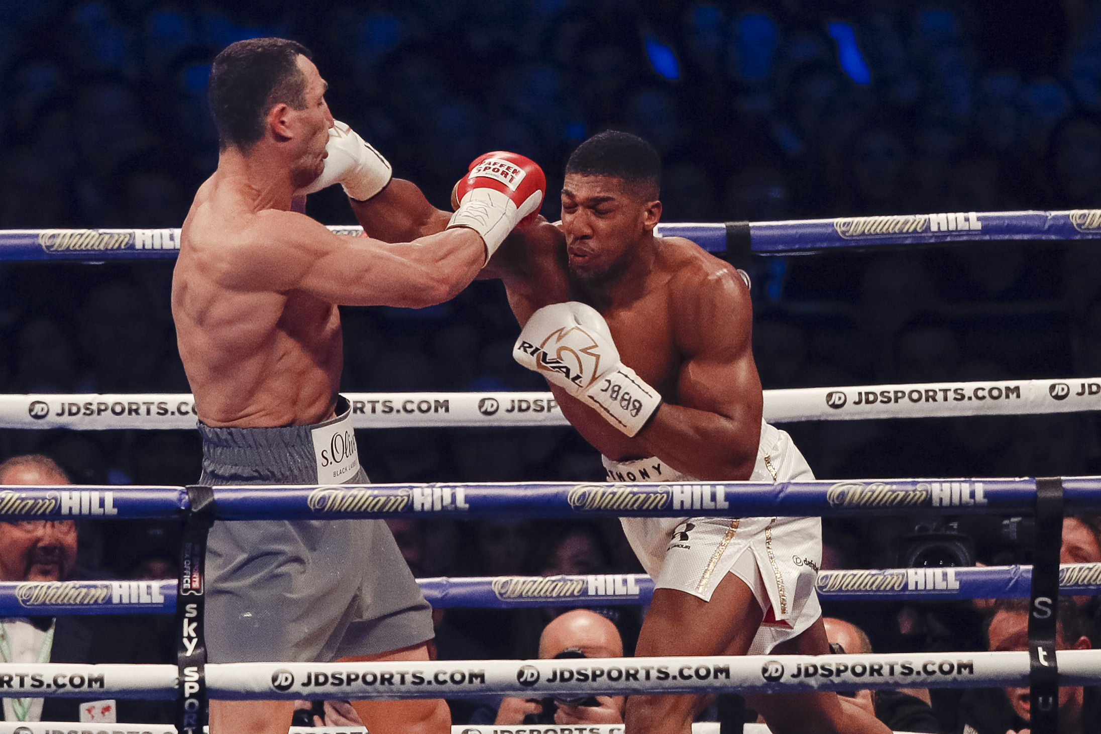 Joshua V Klitschko Betting