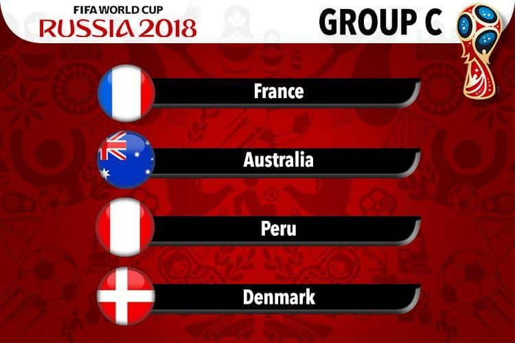 FIFA World Cup Group C