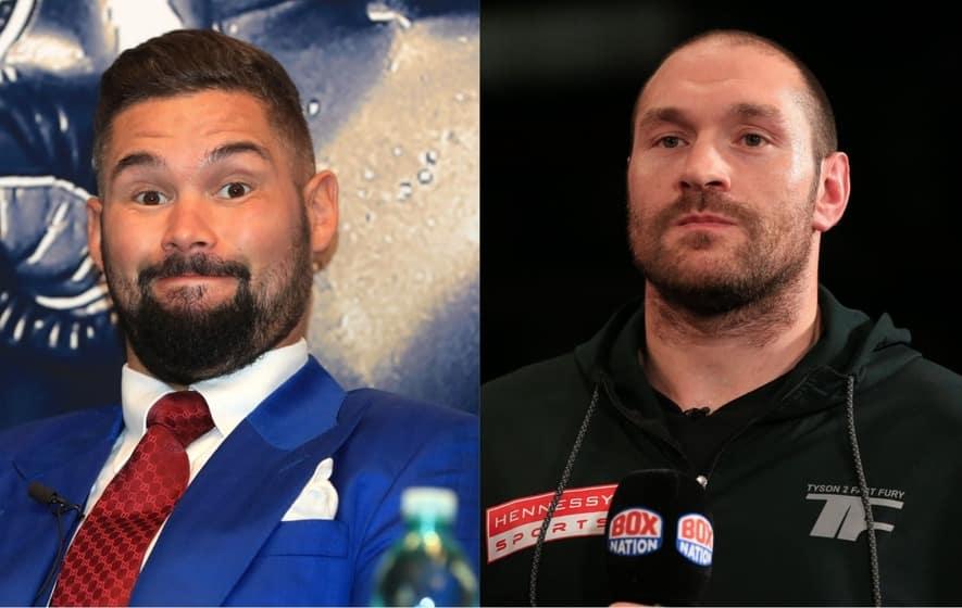 Tyson Fury's comeback