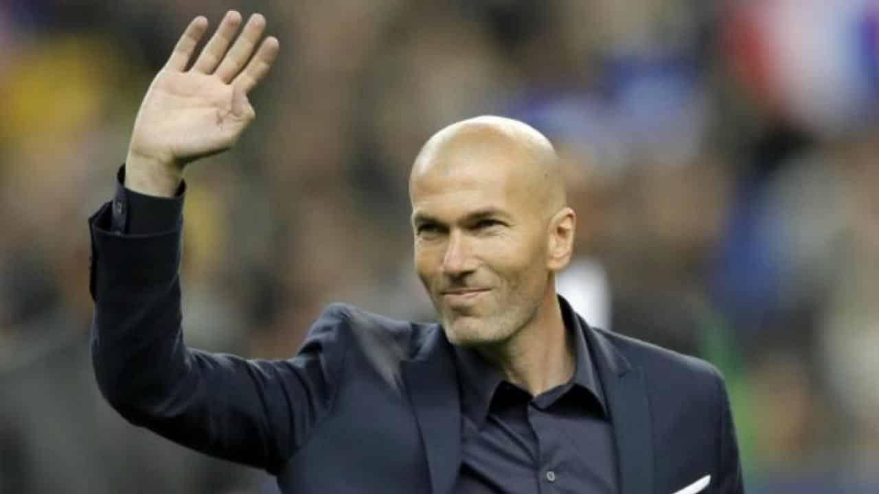 Zinedine Zidane Resigns