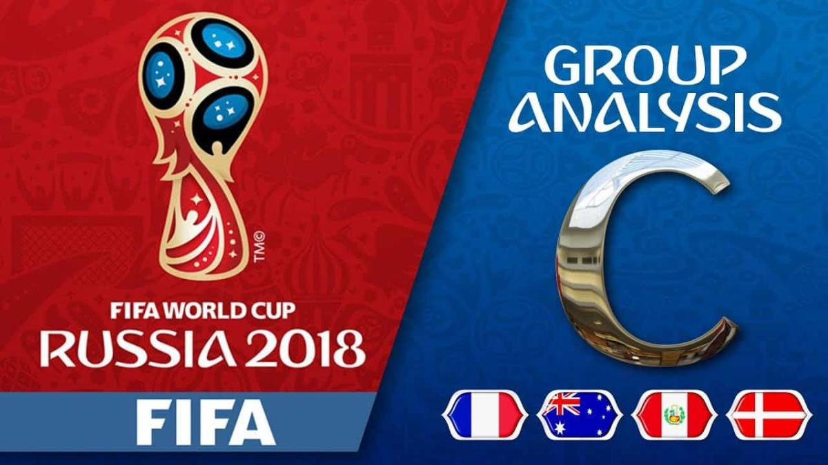 fifa 2018 world cup group c
