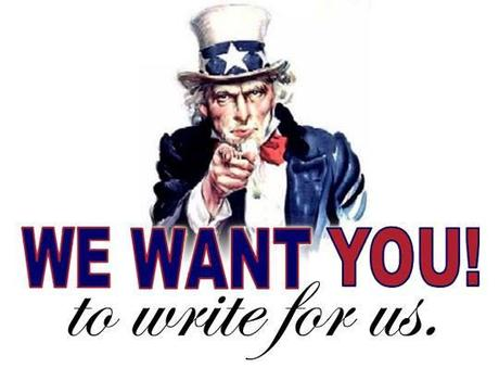 Sports writers wanted