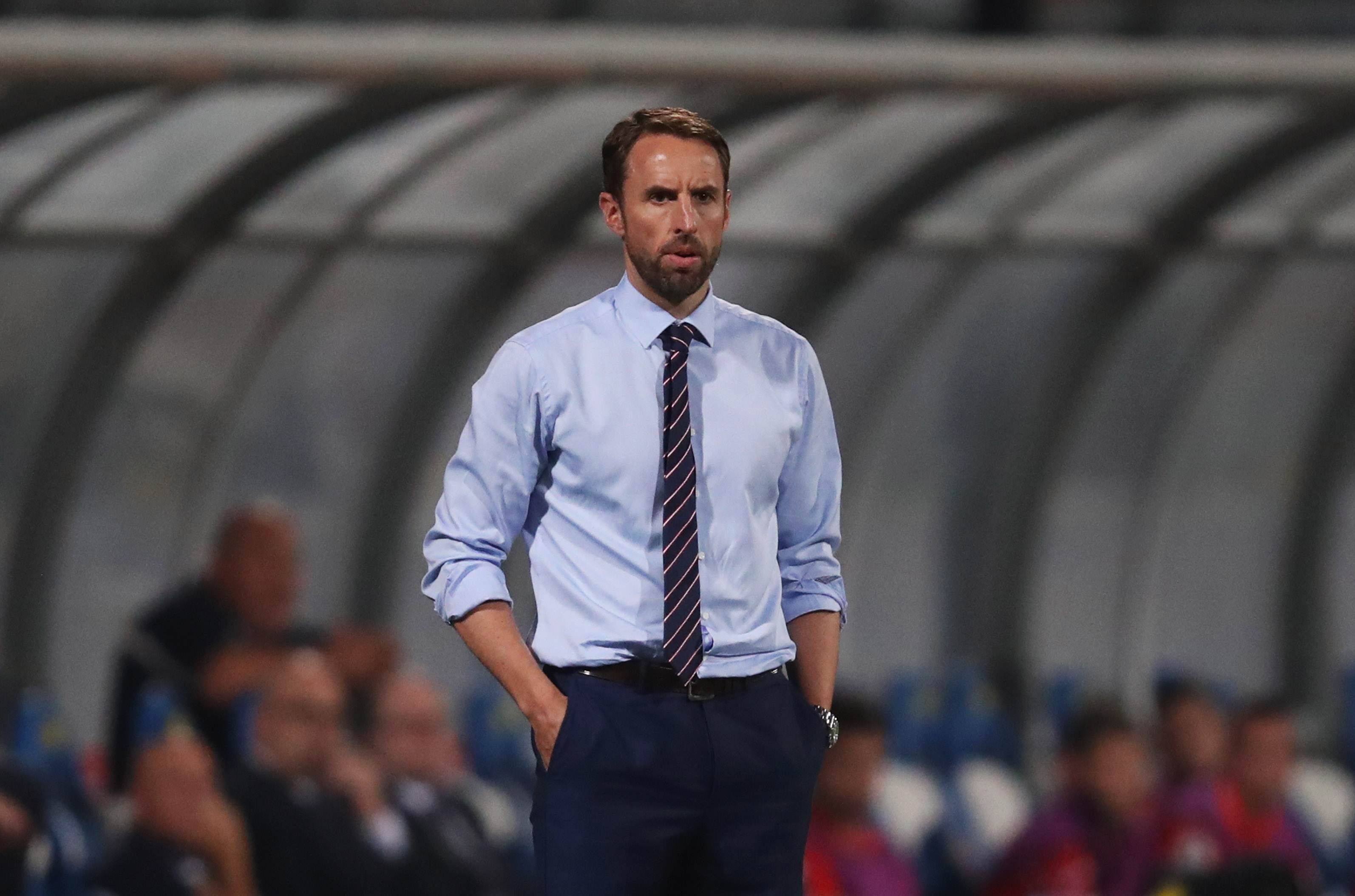 Gareth Southgate says no nation at the World Cup is playing better