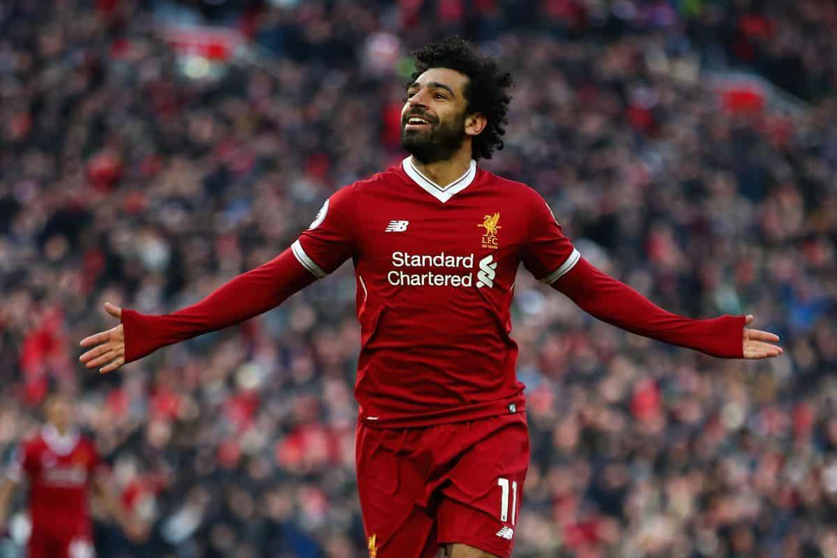 Mo Salah Signs